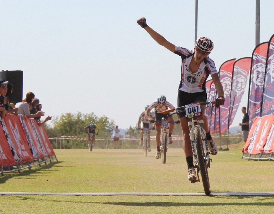 Menlopark top of the Spur Schools MTB Log