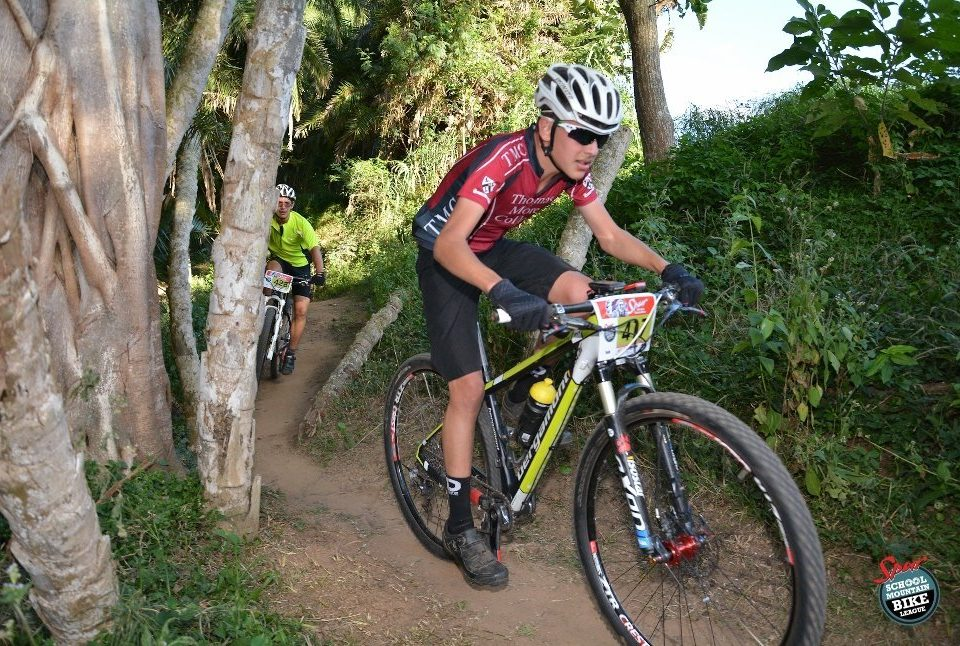 KZN mountain bike team heading for Spur Schools MTB finals